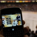 The Yinz Cam allows viewers a close up view of Penquins games at the Mellon Arena via their cell phones.