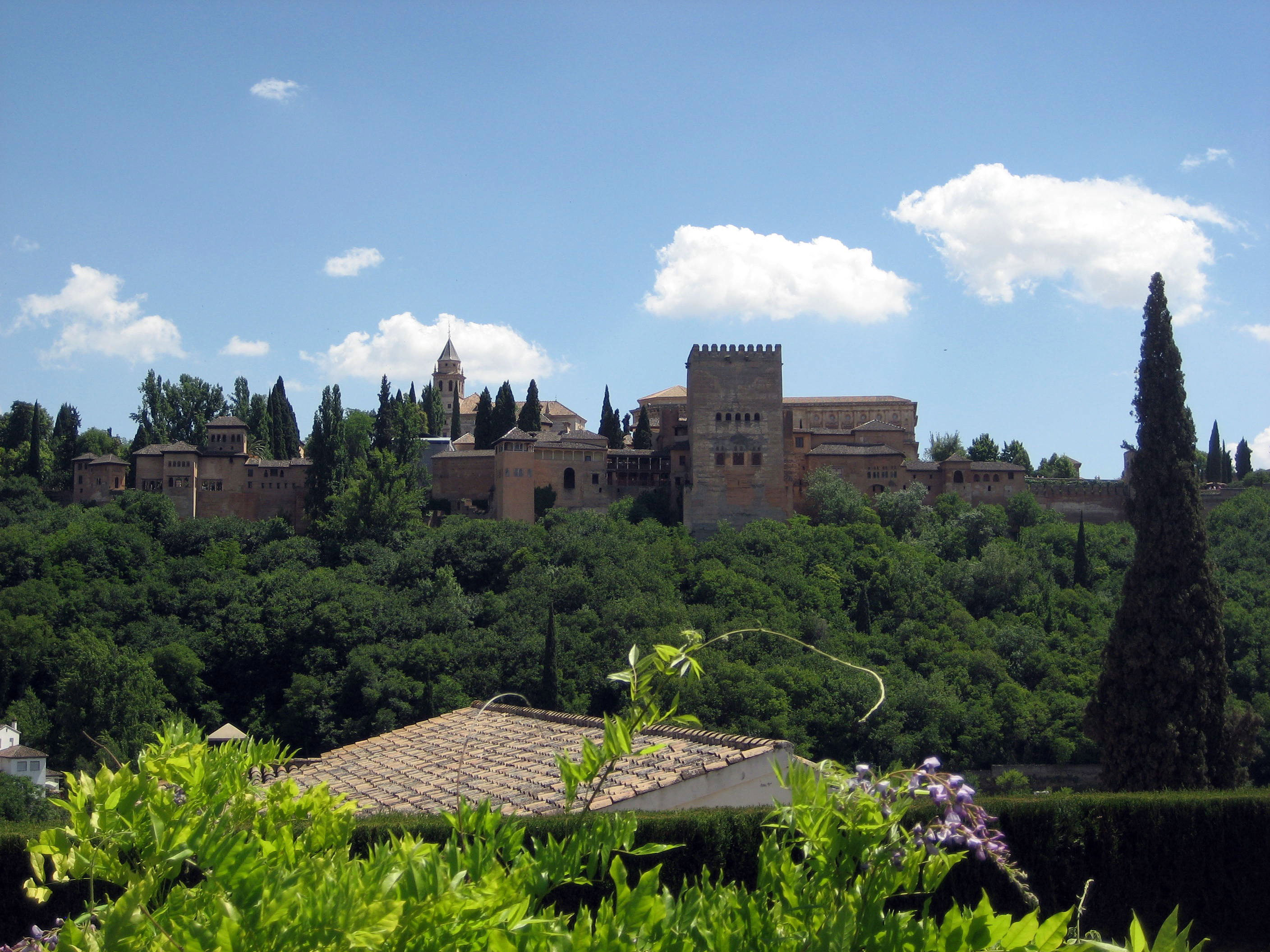 Spain has great architecture that is a must-see for tourists. (credit: Courtesy of Eda Akyar)