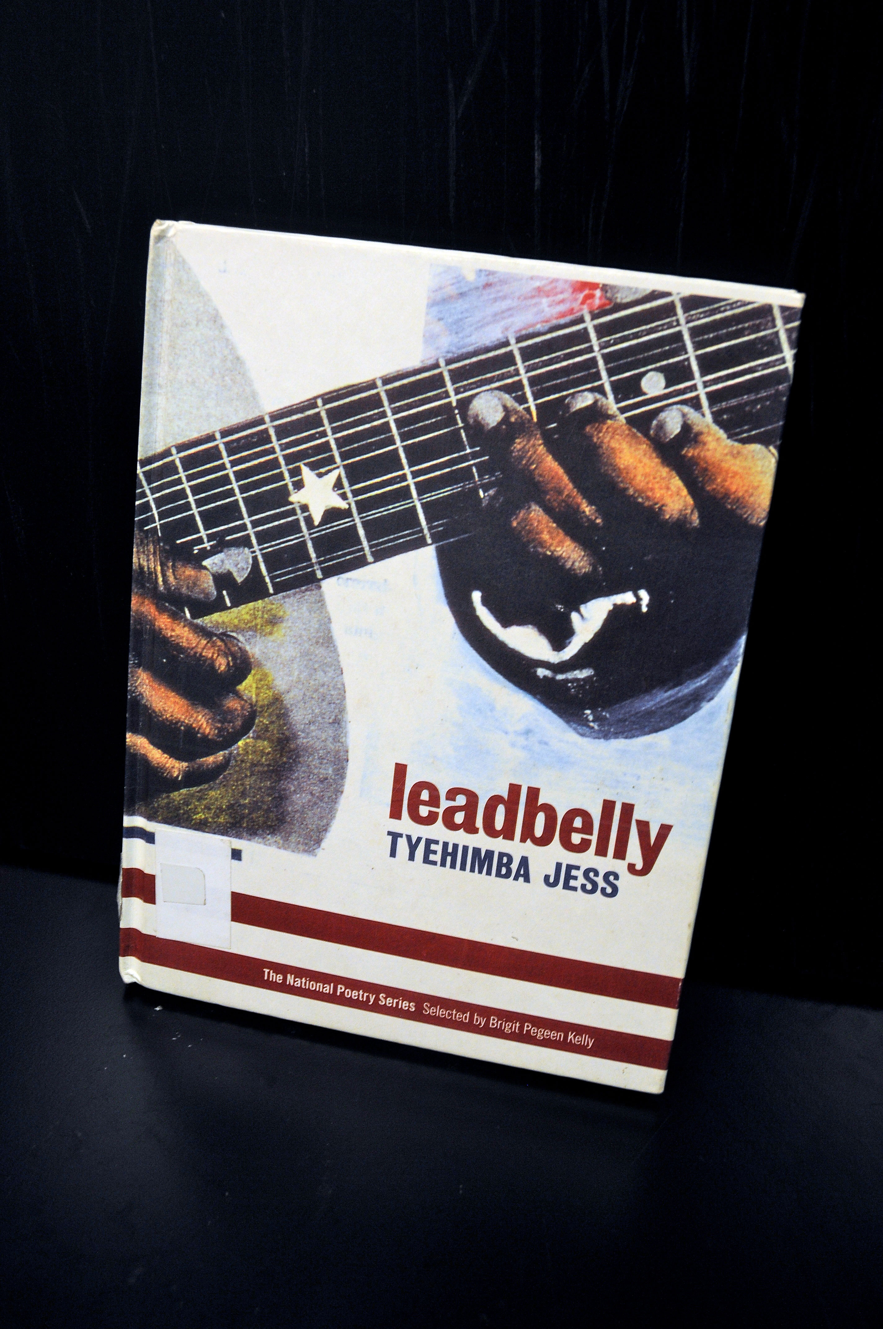 <i>Leadbelly</i> uses poetry to describe the life of the blues musician Leadbetter. (credit: Kristen Severson | Photo Editor)