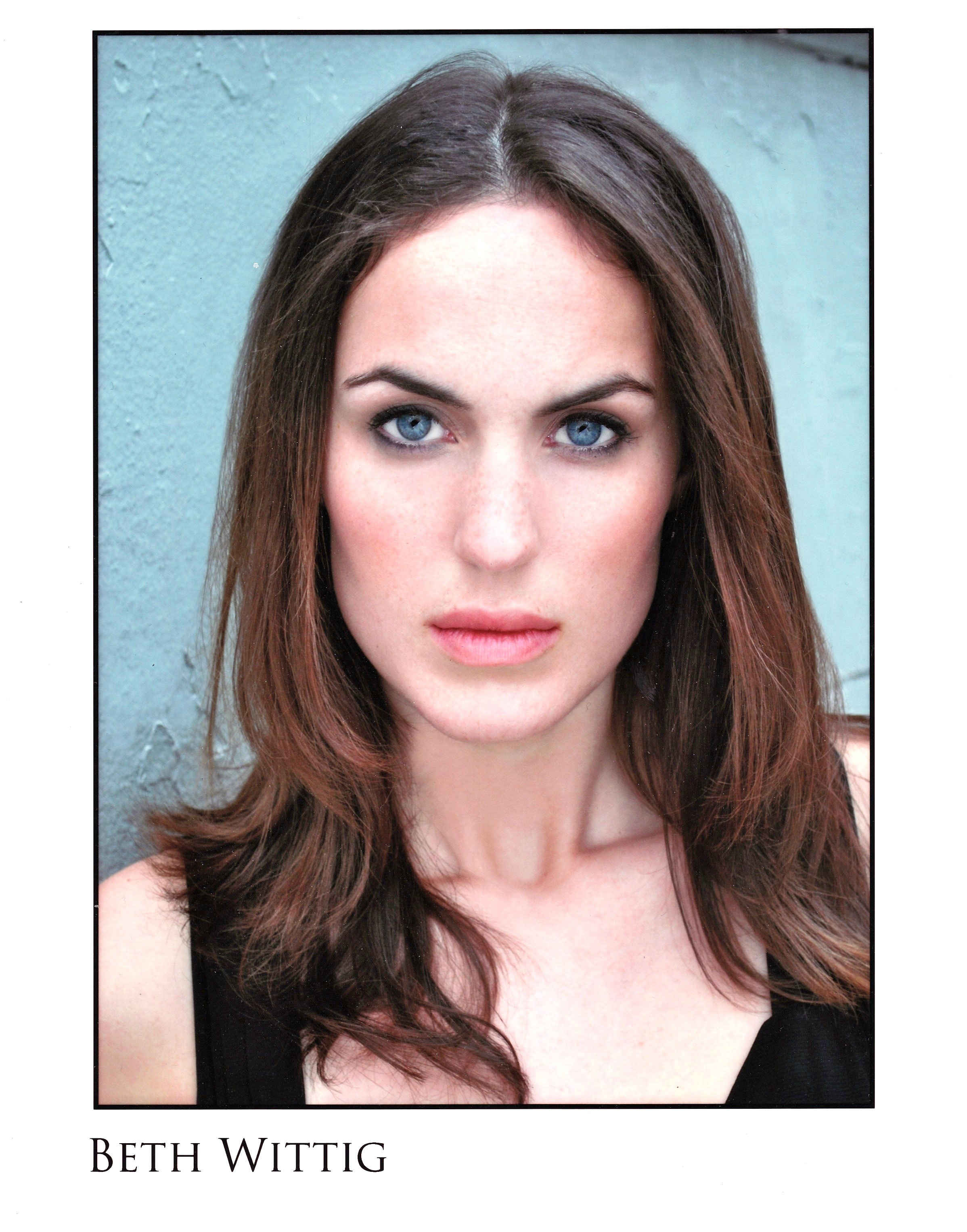Beth Wittig makes her debut as the Hogan family daughter Josie. (credit: Courtesy of Margie Romero)