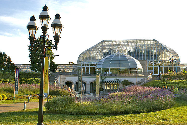 Pictured above is Phipps Conservatory which will be closed this Thursday. President Barack Obama and First Lady Michelle Obama welcome the visiting world leaders and attend a dinner at the Conservatory. (credit: Young Jae Park/Photo Staff)