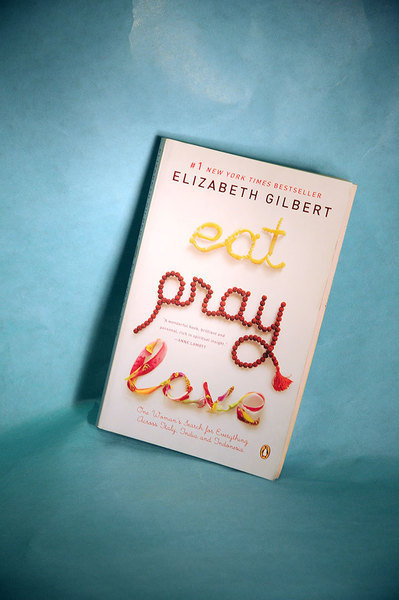 *Eat, Pray, Love* is the true life story of a woman's international quest to find herself. (credit: Celia Ludwinski | Assistant Photo Editor)