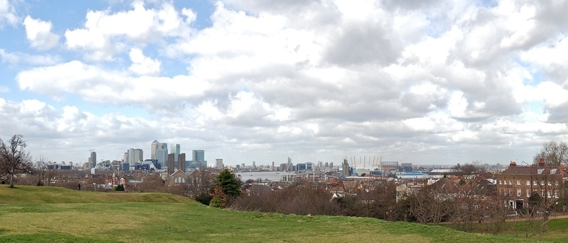 A scenic view of the London skyline. (credit: J.W. Ramp | Publisher)