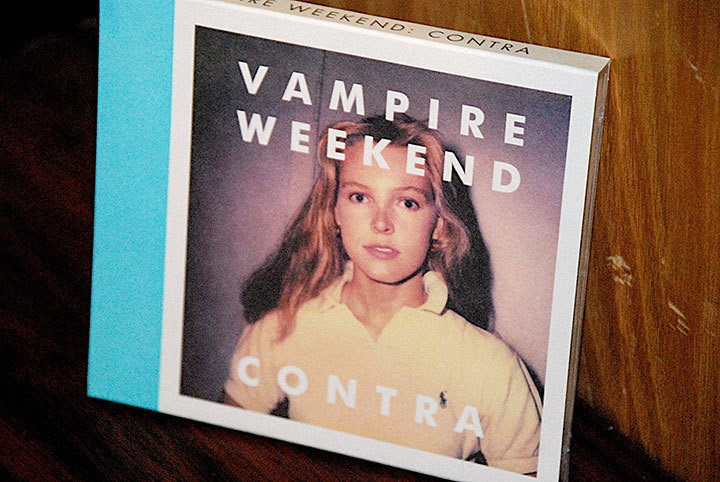 Vampire Weekend's second album has released to rave reviews all over the globe. (credit: Jessica Sochol/Photo Staff)