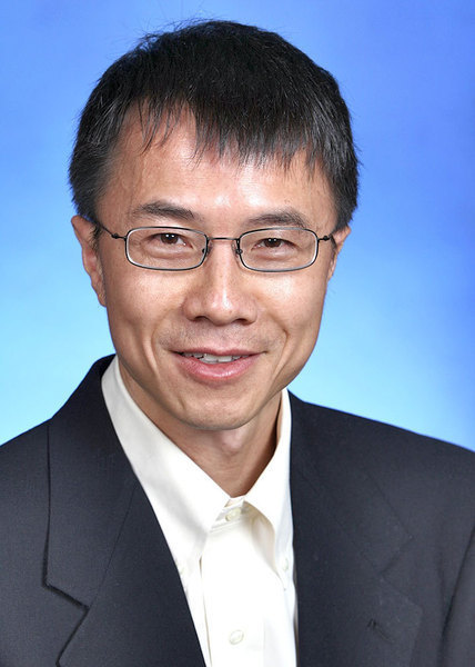 Alumnus Qi Lu is heading Microsoft's Online Services Division. (credit: Courtesy of Microsoft)
