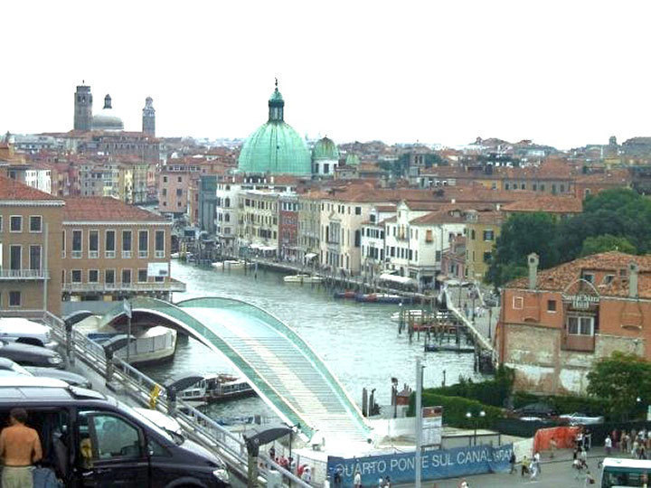 Padua, located just outside Venice, houses a safe haven for women who were sex slaves.  (credit: Courtesy of Aurelia Henderson)