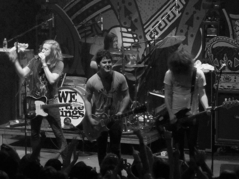 We the Kings play 930 Club in Washington D.C. (credit: Courtesy of Joanna D)