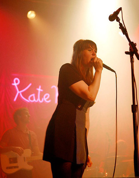 Kate Nash set the bar high with her first album but disappointed with her second. The singer has yet to show maturity through her music.  (credit: Courtesy of chriszak)