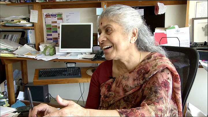 After 32 years of service, Vice Provost of Education Indira Nair will retire. (credit: Courtesy of cmuTV)