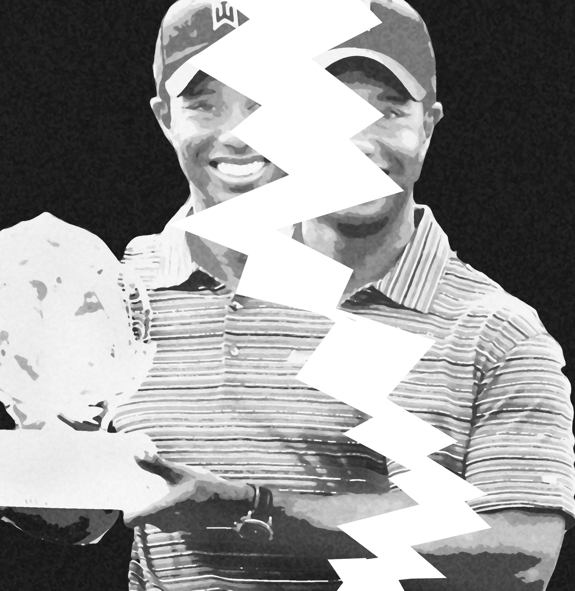 Tiger Woods is taking steps to rebuild his personal life but is failing to do so for his career; he did not even qualify for Quail Hollow. (credit: Maria Raffaele/Art Editor and Frances Soong/Art Staff )