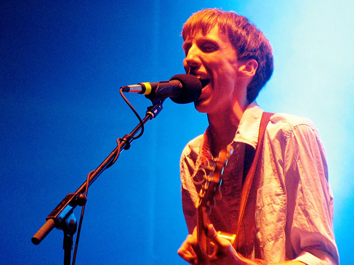 Deerhunter performs this past May at the Primavera Sound in Barcelona.  (credit: Courtesy of Quique López on flickr)