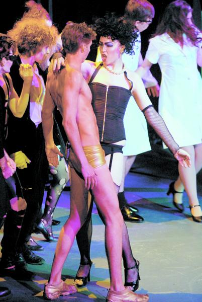 Live sex shows audience participation