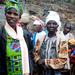 Local Rwandan women.
