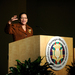 Pictured above is Julianne Malveaux, the MLK day keynote speaker.