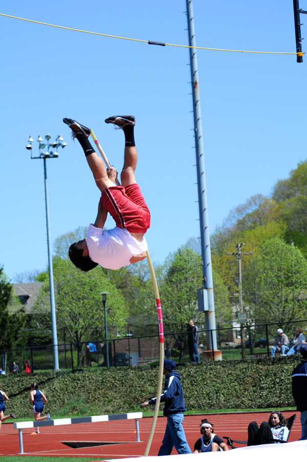 The men's team won events across the board in last Saturday's meet. (credit: File Photo)