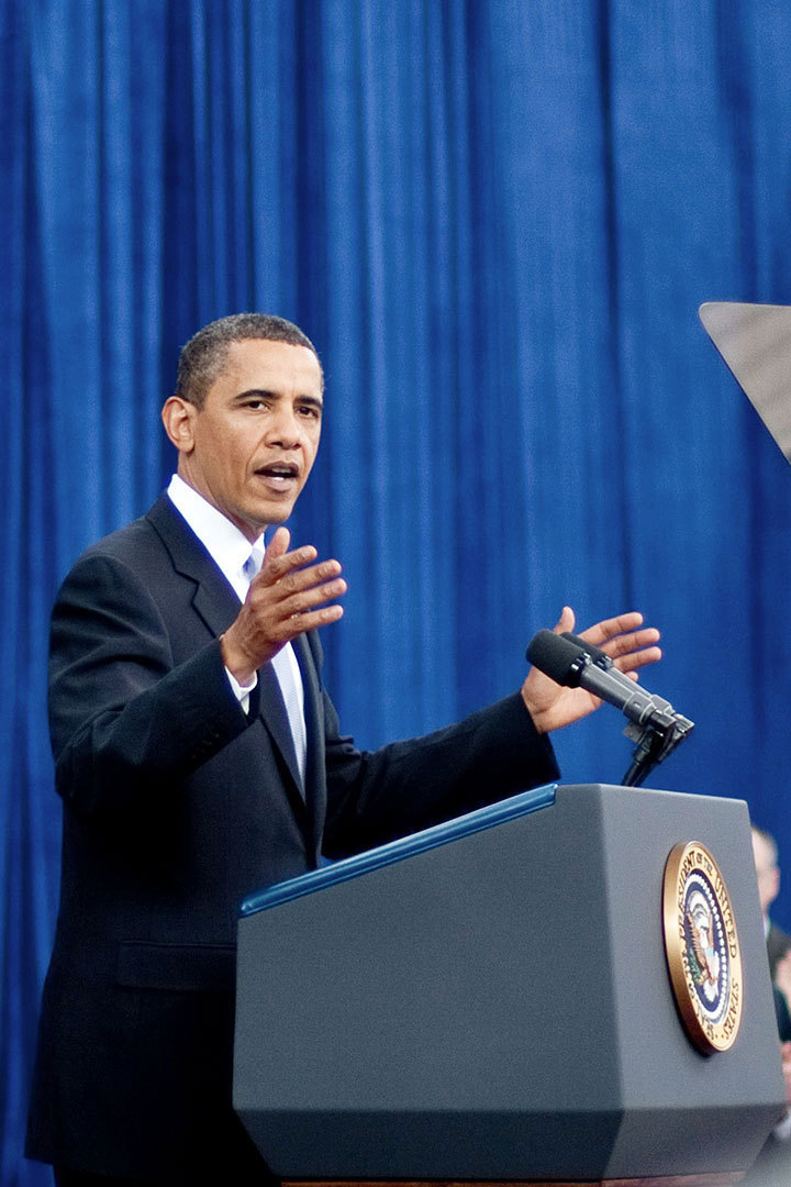 Obama recently proposed new taxes to boost unemployment-insurance trust funds. (credit: File Photo)
