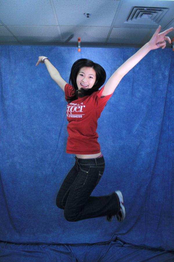 Amy Kao received $10,000 from Liberty Mutual's scholarship program. (credit: Alexandre Kaspar/)
