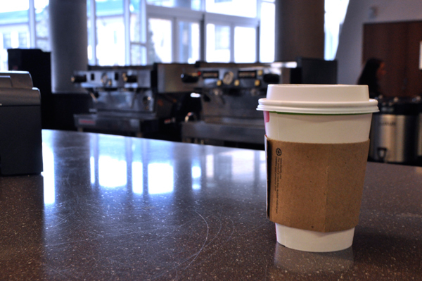 Carnegie Mellon has plenty of on-campus locations that can provide your daily caffeine fix. These locations vary in value, wait time, and hours. (credit: Angel Gonzalez | )
