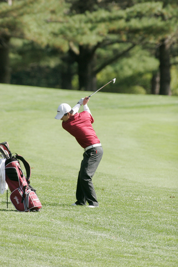The Tartan golf team took a trip to Sorrento, Fla. this year for the UAA Championships. (credit: File Photo)