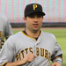 Pirates second baseman Neil Walker hit an Opening Day grand slam against the Cubs on Friday.
