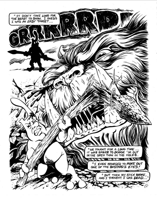 a spotlight on pittsburgh comics artist wayne wise the tartan