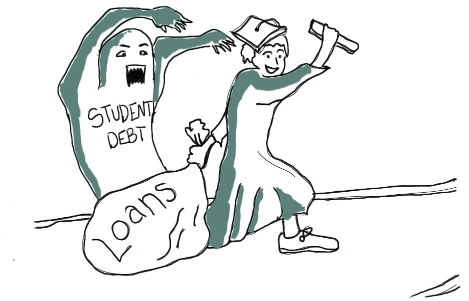 college and it s debts What are debt consolidation programs enrolling in a debt consolidation program is one option for you to get debt relief it is basically taking all your debts and putting them into one big payment plan.