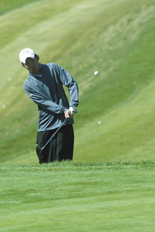 Tartan golfers enjoyed strong performances at the Carnegie Mellon Invitiational held last Thursday in Verona, Pa. (credit: File Photo)