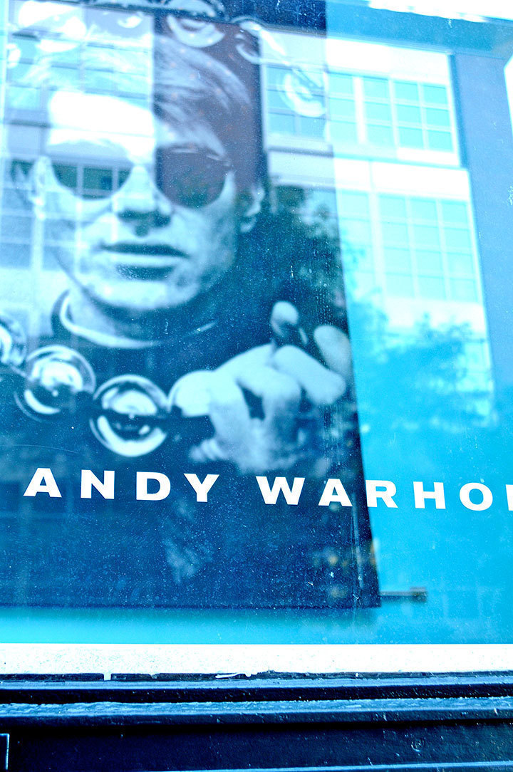 The Andy Warhol Museum often hosts special receptions and events, which are usually free to Carnegie Mellon students. (credit: File photo by Tommy Hofman)