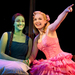 The relationship between Elphaba (Anne Brummel) and Glinda (Natalie Daradich) is the driving force behind much of _Wicked_'s appeal.