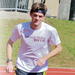 Billy Littlefield is a young cross country prospect for the men's team.