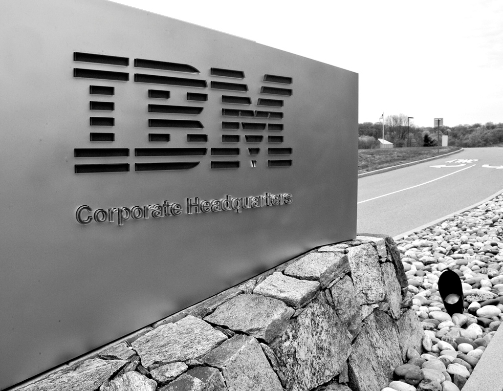 IBM, whose corporate headquarters are in Armonk, N.Y., has reached its 100-year anniversary. Over the years, it has collaborated with Carnegie Mellon on a number of innovative projects. (credit: Courtesy of xrrr via Flickr)