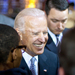 Joe Biden spoke to an audience of college students at the University of Pittsburgh on Friday about the heavy burden of student loan debt.