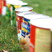 The 18th annual food drive is being held until Nov. 11. Next week, teams of students will compete to see who can gather the most cans.