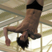 Eli Fatsi broke the school record for the three-meter dive at UAAs.