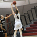 No. 4 Emily Peel leads the team in scoring with 19 points against New York University Friday night.