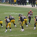 Ben Roethlisberger (No. 7) might butt heads with offensive coordinator Todd Haley.