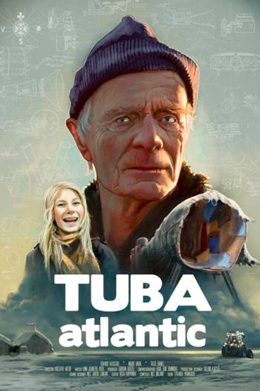 Tuba Atlantic is the story of an old man who must make peace with long-lost brother before he dies. (credit: Courtesy of IMDb)