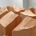 """Blue Lake Pass,"" a large-scale topographical piece in the exhibit, is made of Duraflake particleboard."