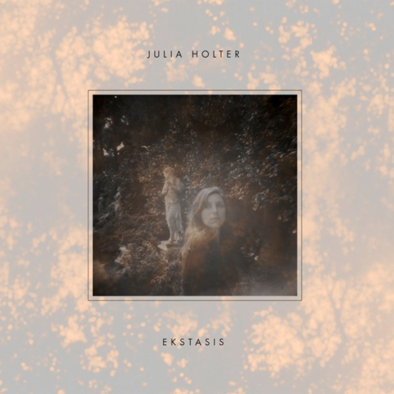 Musician Julia Holter creates a lovely, upbeat atmosphere in her new album Ekstasis.   (credit: Courtesy of RVNG Intl.)