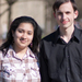 Amy Quispe and Bryan Wade