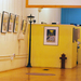 The ToonSeum features aesthetic touches like a light post and fire hydrant to provide a more engaging environment.
