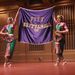Pitt Nrityamala, an Indian classical dance group, performed immediately after the program's intermission.
