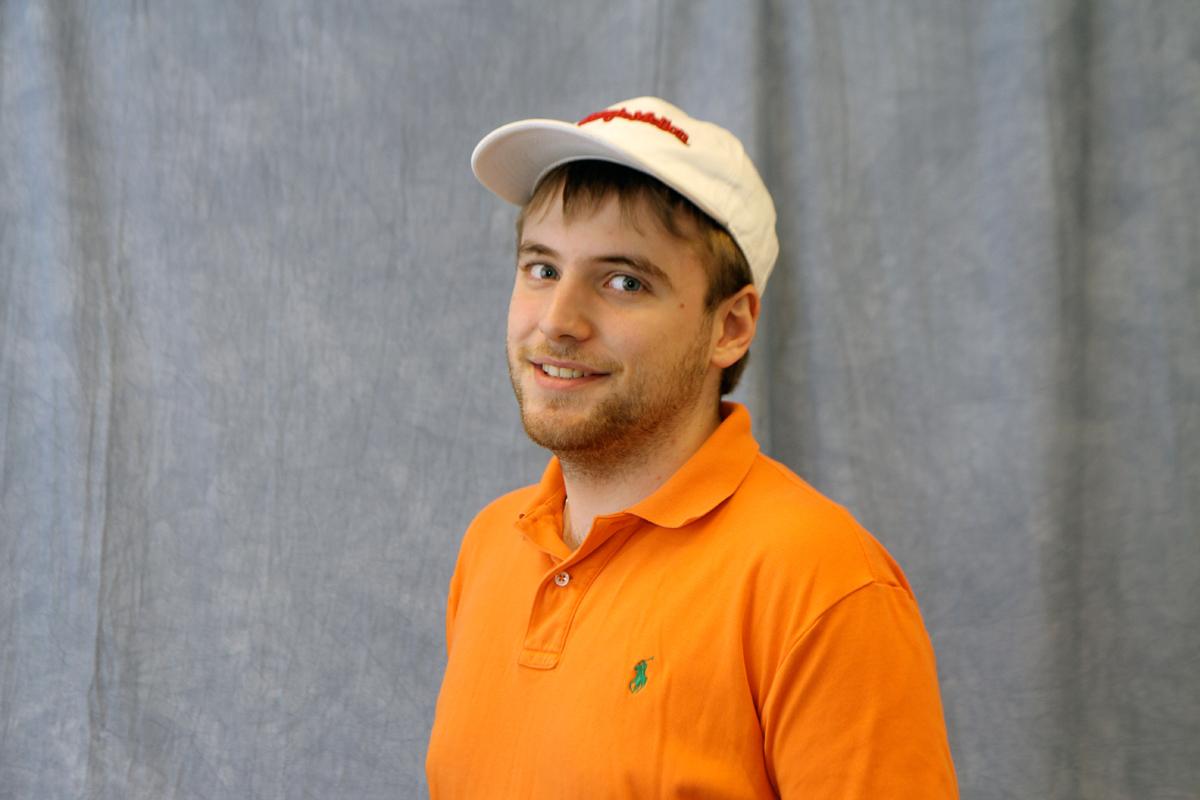 Junior lighting design major Jon Mark is running unopposed for VPF. (credit: Jonathan Carreon/Photo Editor)