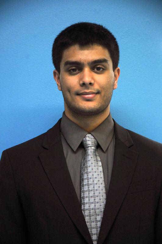 Rishi Patel (credit: Jennifer Coloma/Staff)