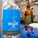 Wigle Whiskey remembers Philip Wigle's death by hanging sentence, from which he was pardoned, by including a noose in its logo.