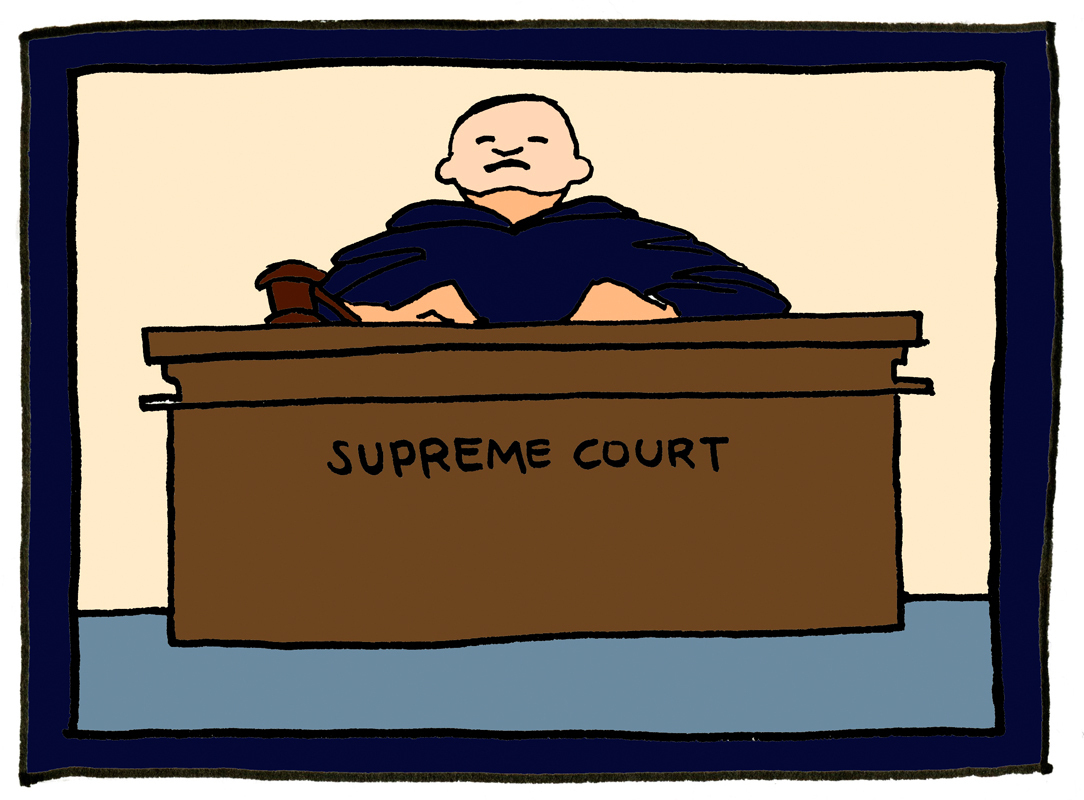 what is judicial review This free law essay on essay: judicial review is perfect for law students to use as an example.