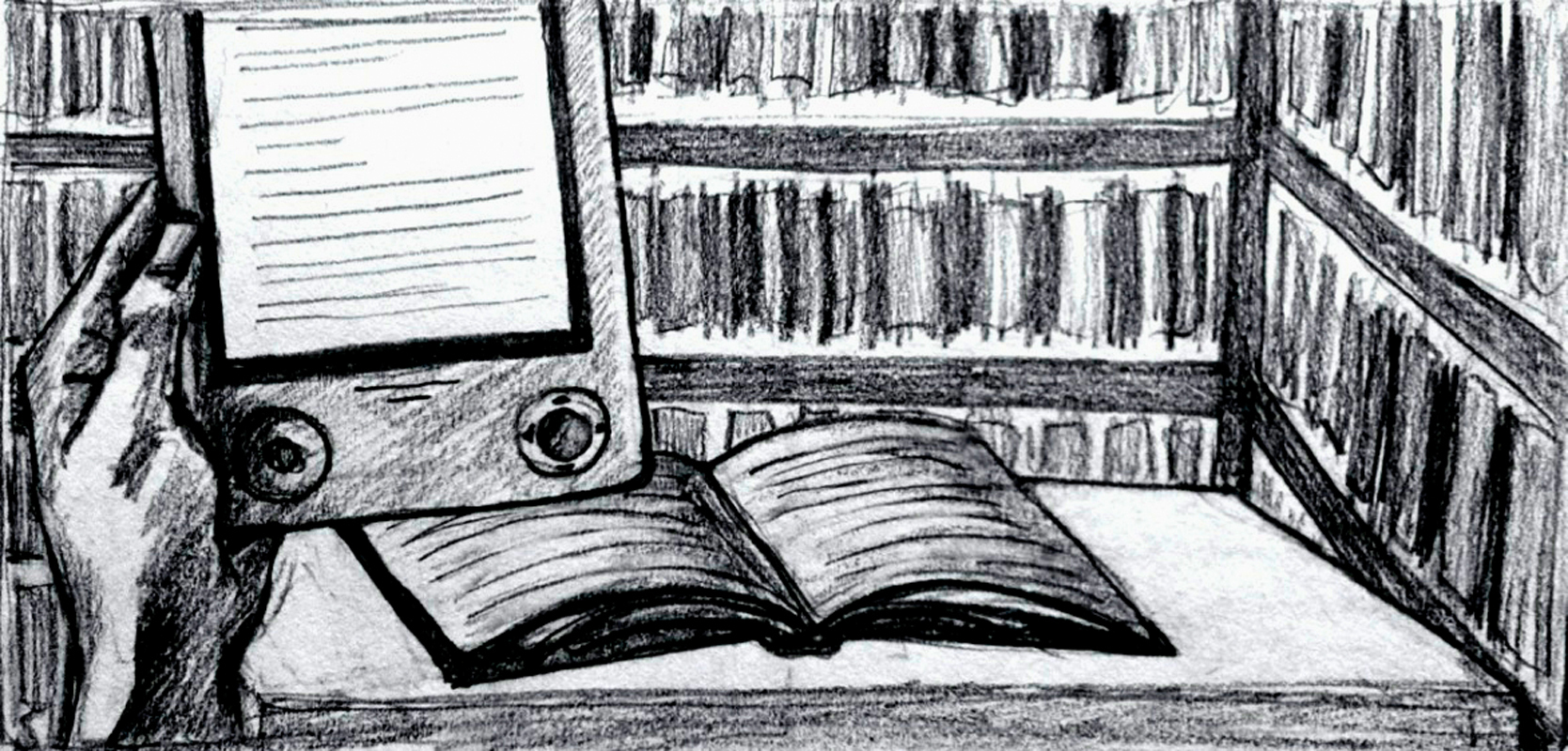 Book publishers need independent markets for e-books (credit: Adelaide Cole/Art Editor)