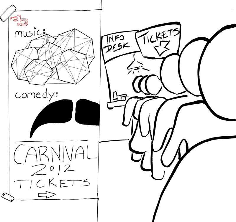 Carnival shows need more venue space for demand (credit: Juan Fernandez/)