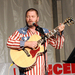 Comedian Nick Offerman surprised the audience with his humorous and expertly played songs.