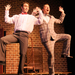 The groom (left, played by senior voice major Sean Pack) and his best man (first-year voice major Ethan Crystal) perform a jaunty musical number about wedding-day jitters.